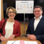 """Velux France signe la charte """"Engagé pour Faire"""""""