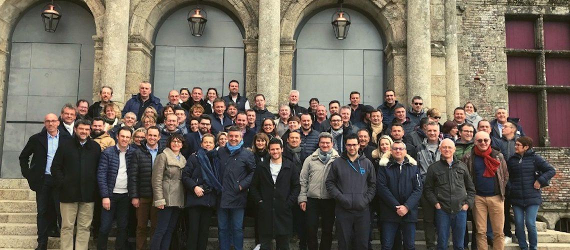 Convention 2019 au Puy du Fou pour le réseau Rénoval