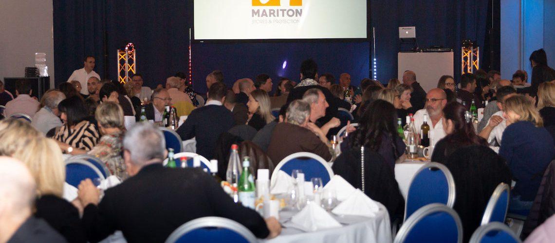 Mariton célèbre ses 70 ans