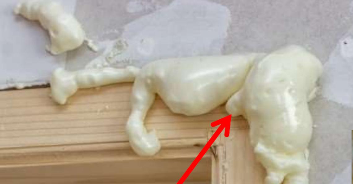 """L'UFME dit """"non"""" à l'utilisation de mousses expansives en aérosol pour le calfeutrement et l'étanchéité des menuiseries"""