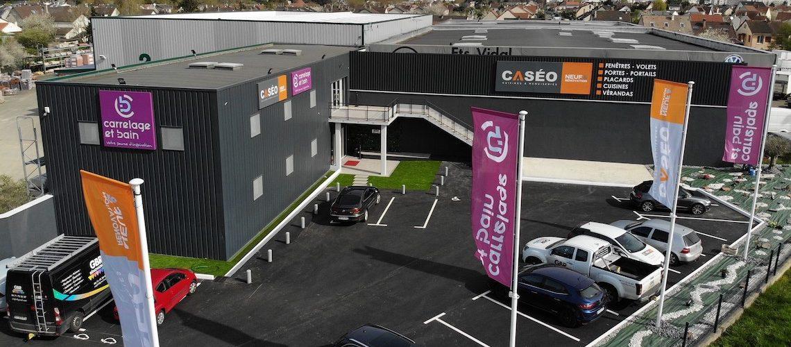 Caséo ouvre son premier magasin d'Ile de France