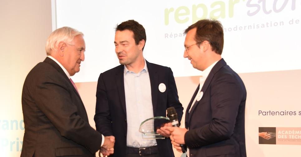 """Repar'Stores lauréat du """"Grand Prix des Bonnes Nouvelles des Territoires"""