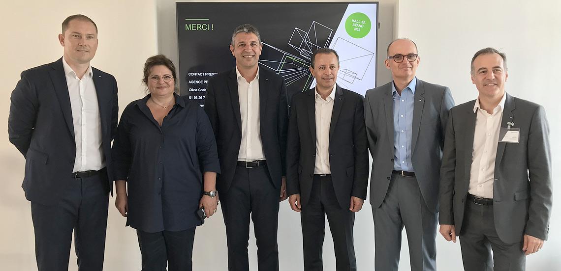 Les nouveautés Schüco pour Batimat 2019 en avant-première
