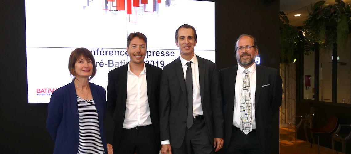 Wicona aborde Batimat 2019 sous le signe de l'écoresponsabilité