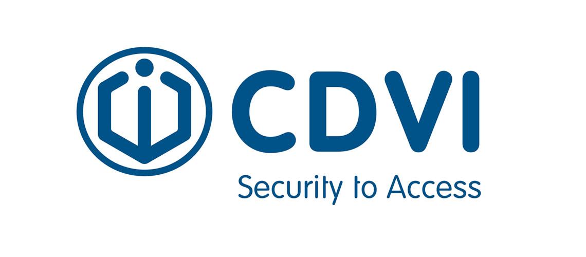 Nouvelle identité visuelle pour CDVI