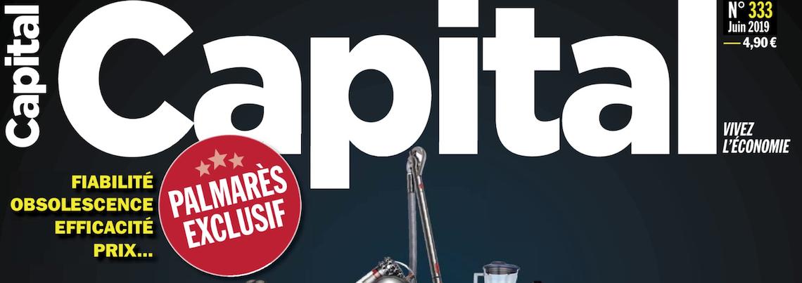 Palmarès du magazine Capital des meilleures marques pour équiper la maison