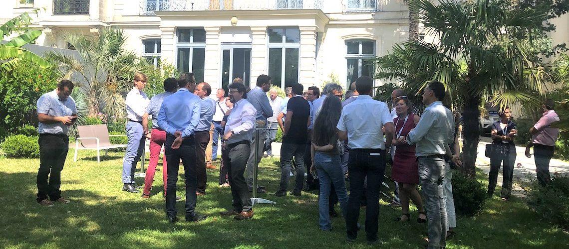 Plus de 40 participants présents au premier événement utilisateurs Diapason, ERP spécialisé Menuiserie