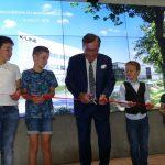 K-Line inaugure l'extension de 4 500 M2 de son siège aux Herbiers