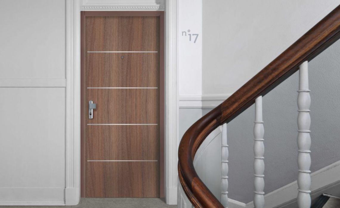 Croissance pour le marché français des portes techniques et des portes palières