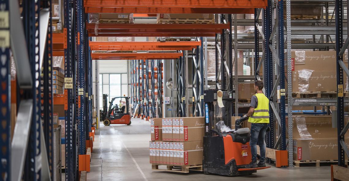 Velux renforce son activité en France en inaugurant son nouveau centre de distribution national à Feuquières-en-Vimeu