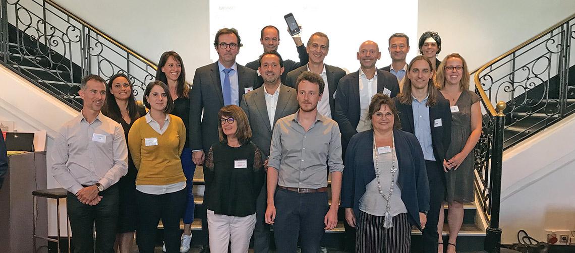 Qui sont les gagnants du Concours Awards de l'Innovation – Batimat 2019 ?