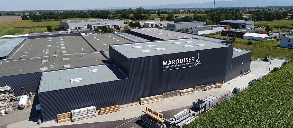 Marquises investit 2,5 millions d'euros dans une usine de 4200 m2