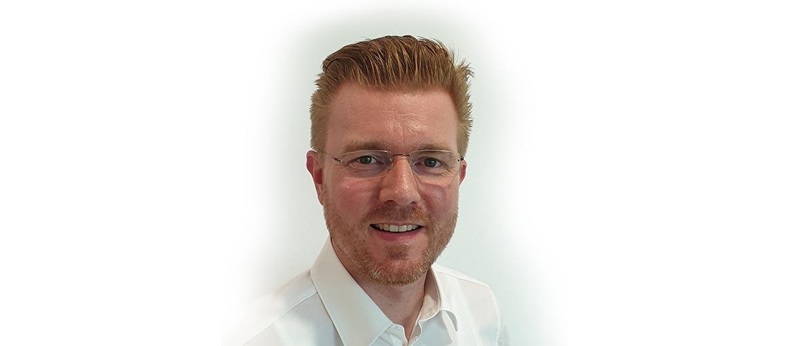 Holger Rosenbaum, nouveau directeur commercial de Sunflex