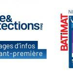 """Verre & protections magazine 113 """"spécial Batimat"""" en avant-première"""