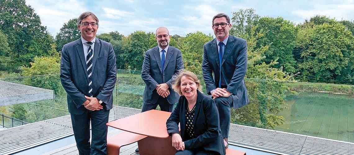 Delta Dore renforce son directoire pour accélérer sa conquête en France et à l'international et son innovation dans la smart home