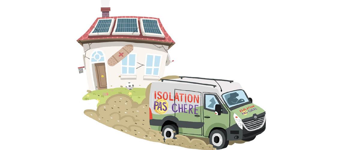 Rénovation énergétique des logements : les professionnels et l'état se mobilisent pour renforcer la confiance des français