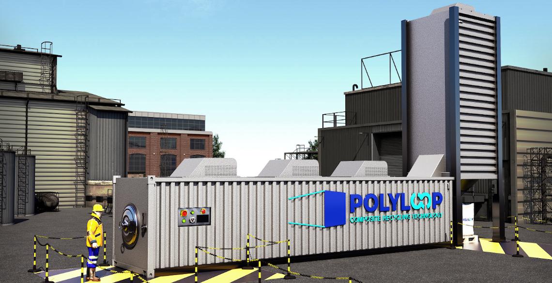 Serge Ferrari partenaire de Polyloop, start-up qui développe un procédé de régénération des PVC composites