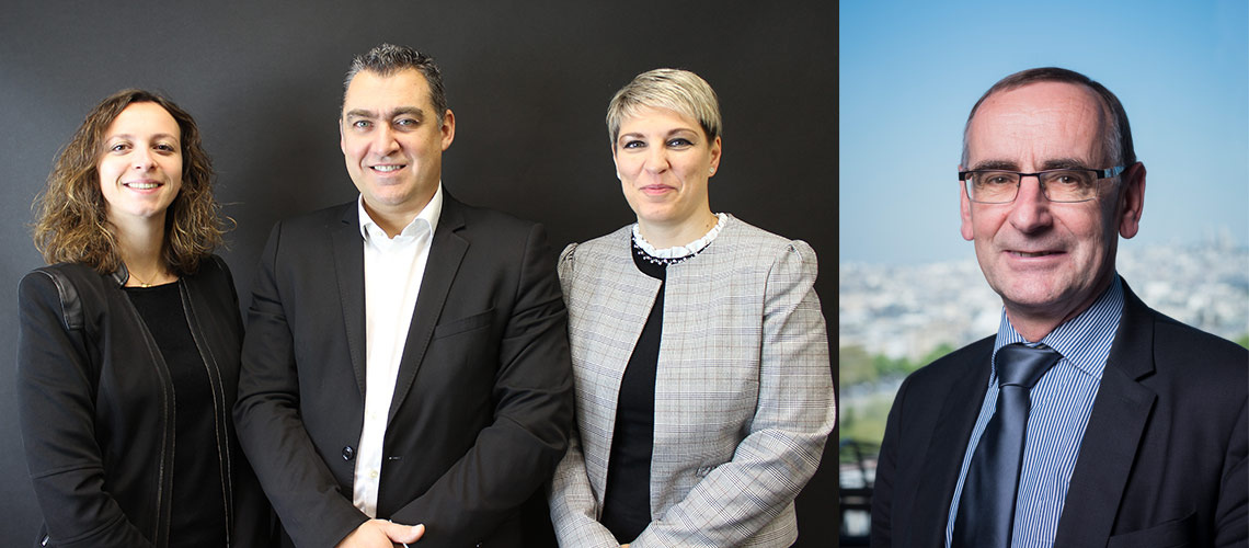 Les cadres dirigeants entrent au capital de VD-Industry et Pyrometal