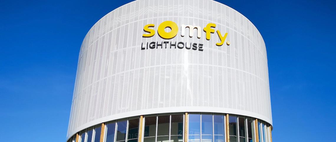 Les bons résultats 2019 de Somfy
