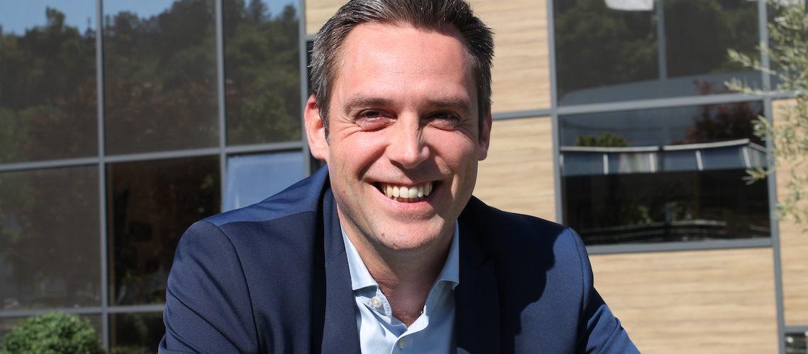 Maxime Baujard nommé directeur du réseau Vie & Véranda