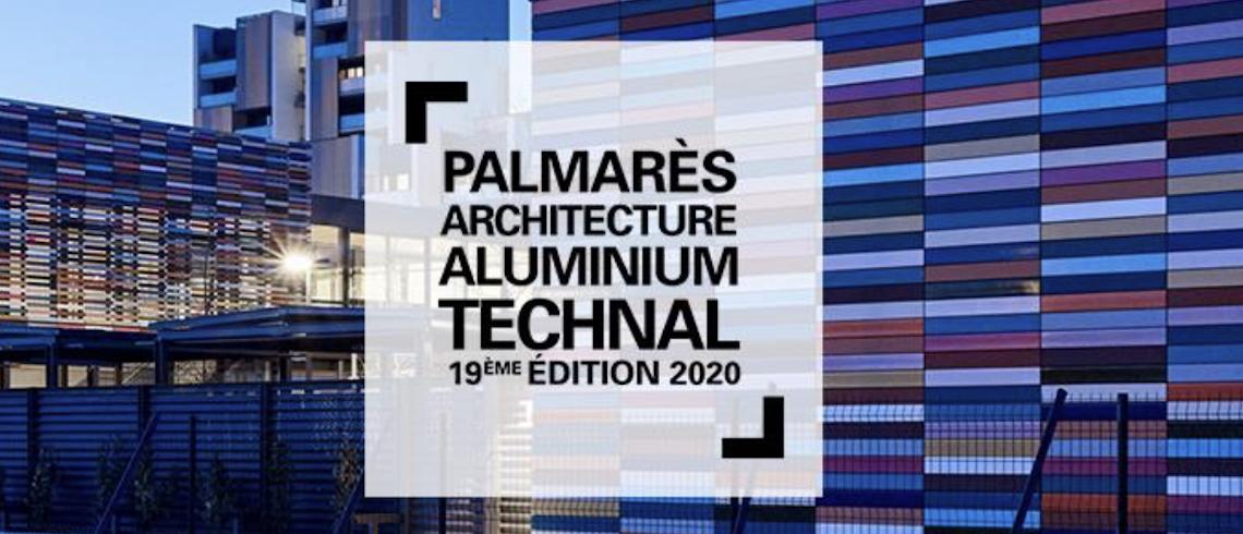 19ème édition du Palmarès Architecture Aluminium Technal : la francophonie à l'honneur