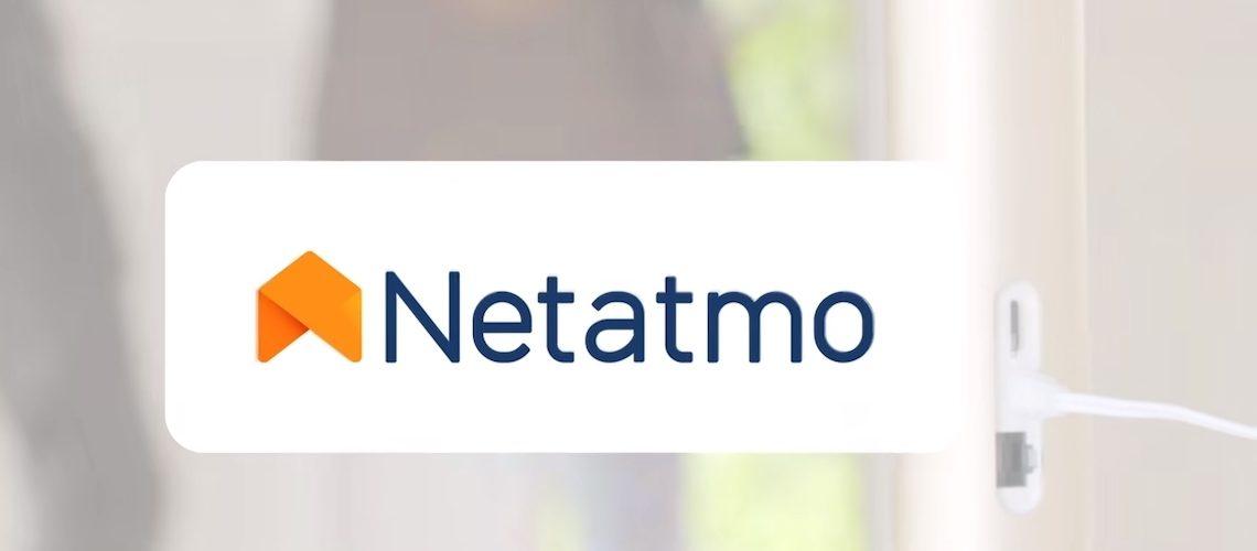 Nouvelle identité visuelle pour Netatmo