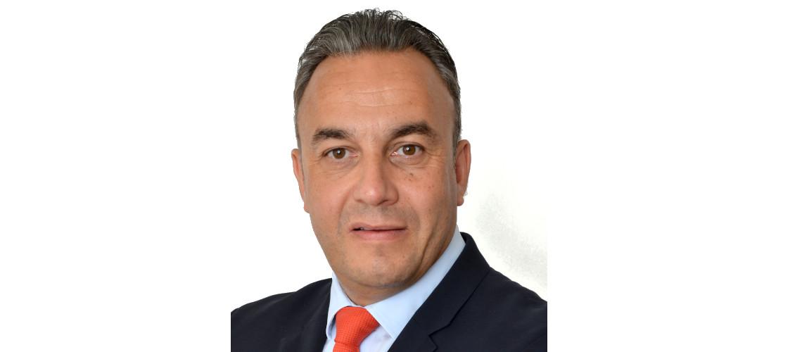 Raphaël Dericbourg, nouveau directeur général de Kawneer France et Sud Europe