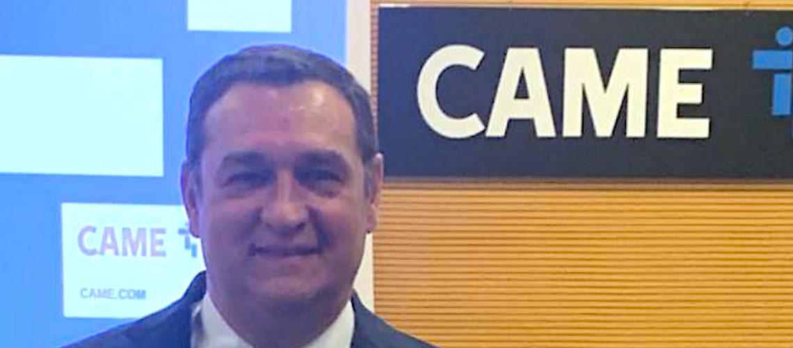 Vianney Goettelmann, nouveau directeur général de Came France