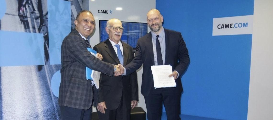 Le Groupe CAME acquiert la société turque Özak