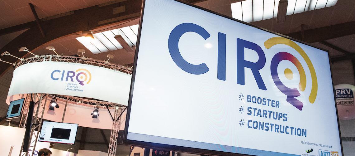 Artibat et Novabuild lancent l'appel à candidatures du Concours national Cirq 2020