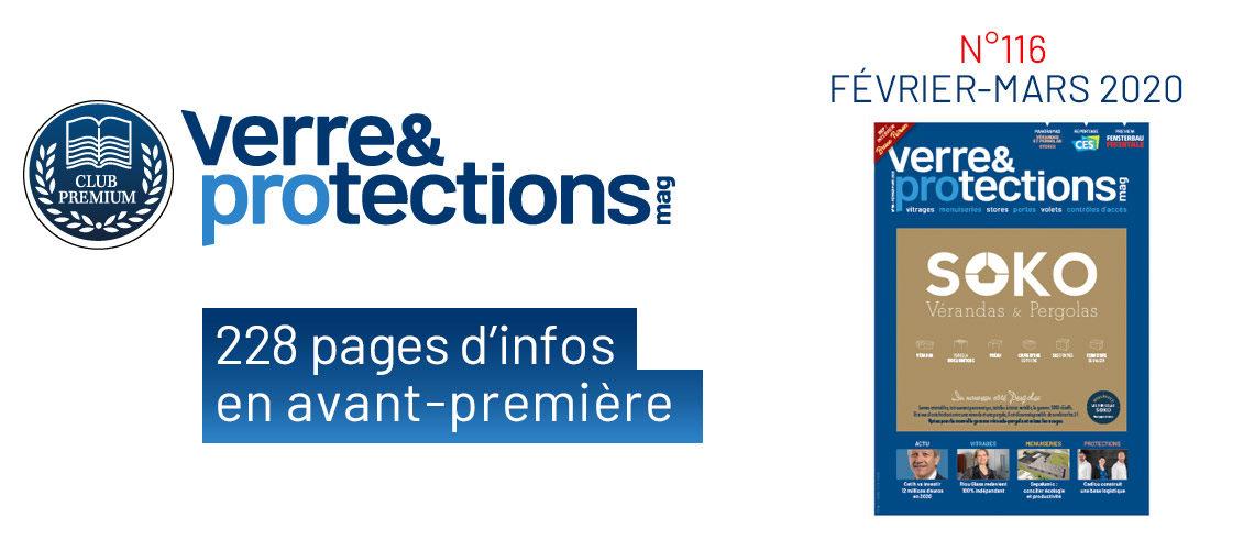 Verre & Protections Magazine 116 en avant-première
