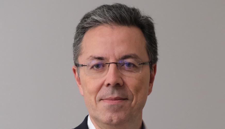 André Dot, nouveau président de Velux France