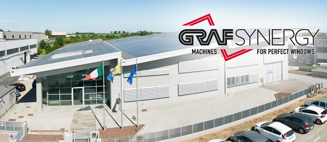 Graf Synergy renonce à Fensterbau