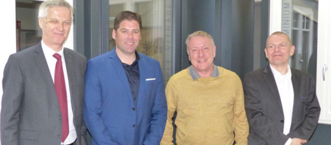 Départ en retraite de Thierry Geissler, Maxime Picard, nouveau directeur d'Internorm France