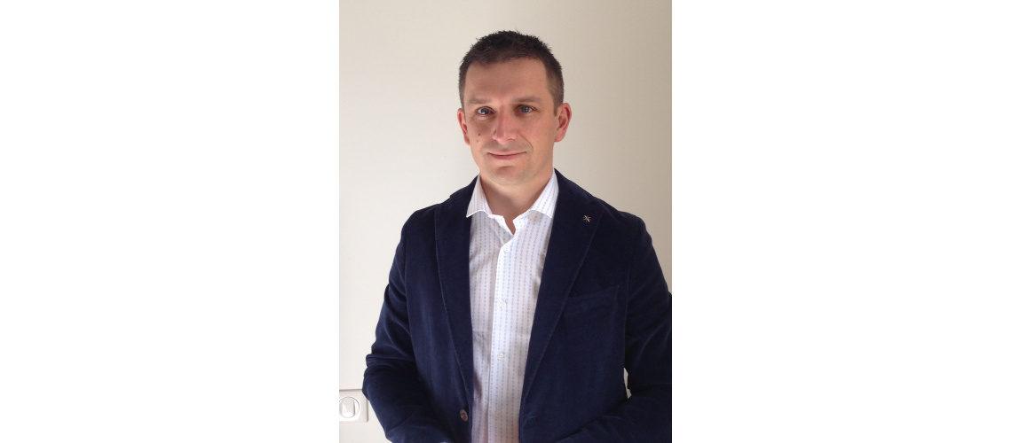 Matthieu André, nouveau directeur commercial de Castes Industrie