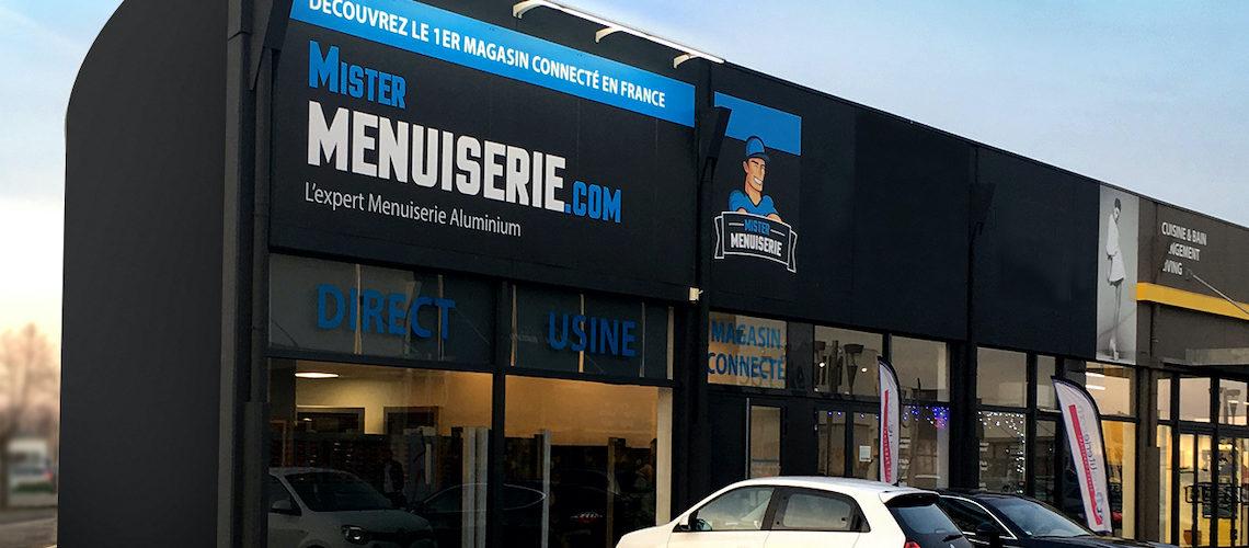 MisterMenuiserie reverse 10 euros par commande à l'Institut Pasteur
