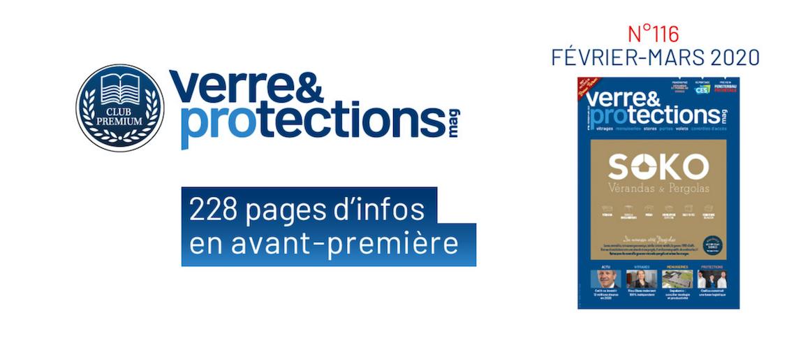 Verre & protections n°116 en lecture libre