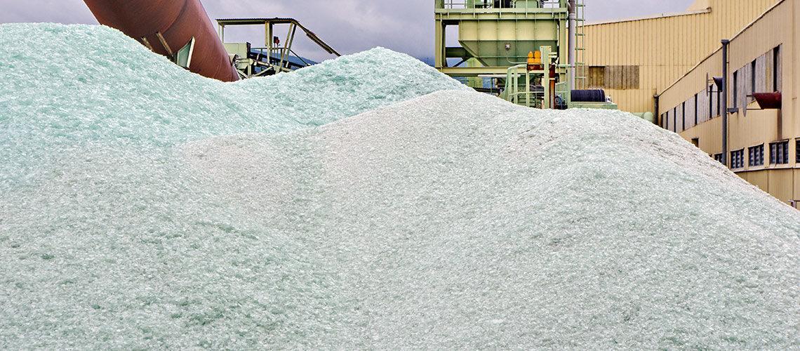 Sibelco et Mineris Environnement créent une entreprise commune pour la collecte et le recyclage du verre plat