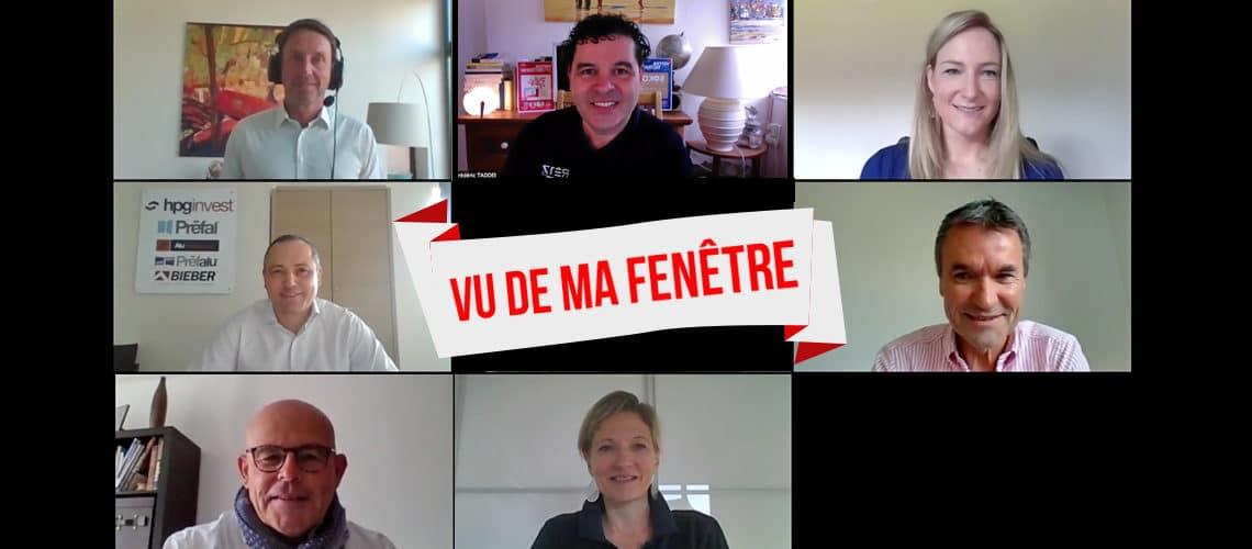 Vidéo / Christine Riou Feron, Angélique Longeray, Thierry Luce, Gilles Géromel, Jos Lenferink, François Bourgoin : Premiers retours d'expérience sur la reprise