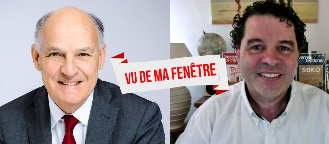 Vidéo - Interview exclusive de Pierre-André de Chalendar, pdg de Saint Gobain