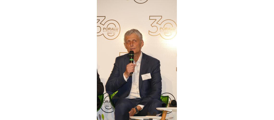 Décès de Jean-Pierre Carminati, fondateur et dirigeant de Poralu