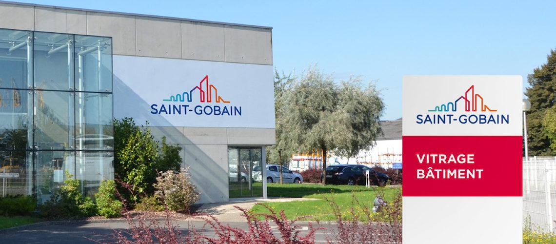 """Glassolutions devient   """"Saint-Gobain Vitrage Bâtiment"""""""