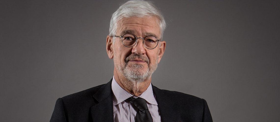 Didier Ridoret, président de  la fondation d'entreprise Excellence SMA