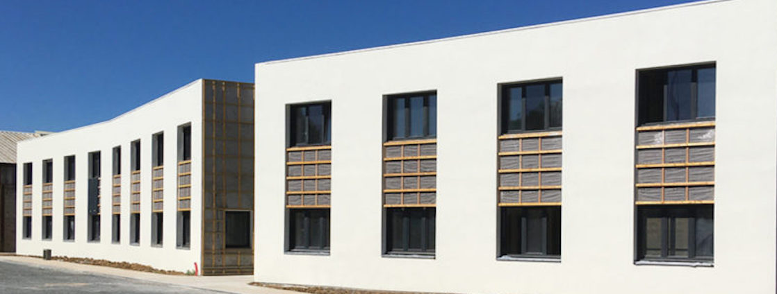 Un nouveau bâtiment pour le Groupe Ridoret