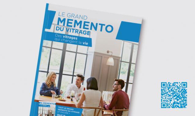 """Saint-Gobain réédite son """"Grand Memento"""" du vitrage et son E-Memento digital dans sa nouvelle version 2020"""