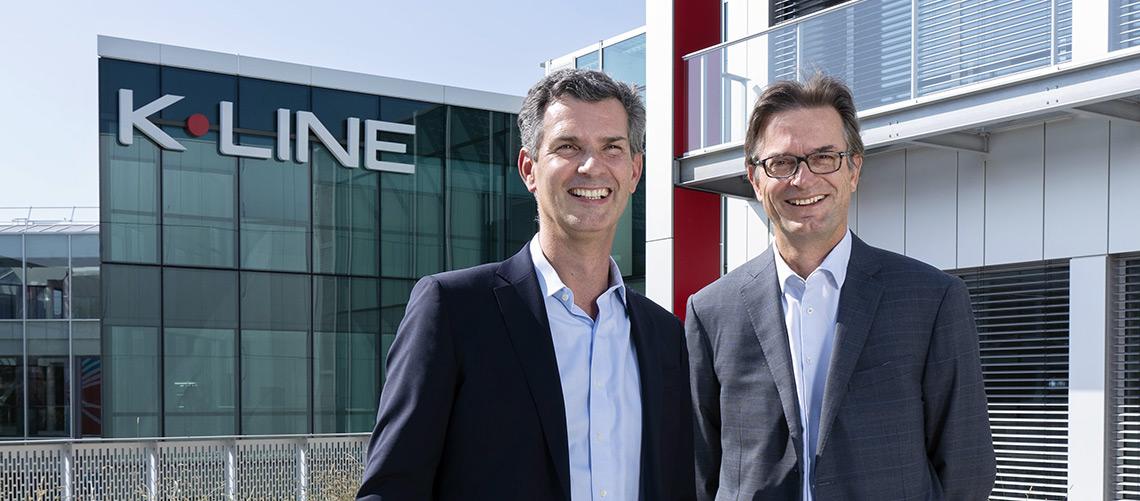 Olivier De Longeaux nommé directeur général de K•Line