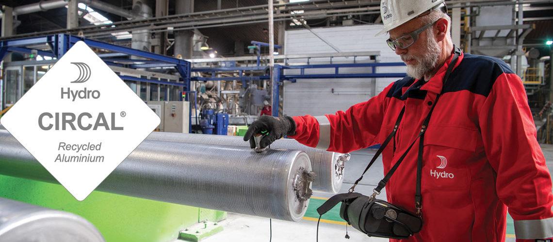 Hydro : faire de l'aluminium bas carbone recyclé un standard du marché