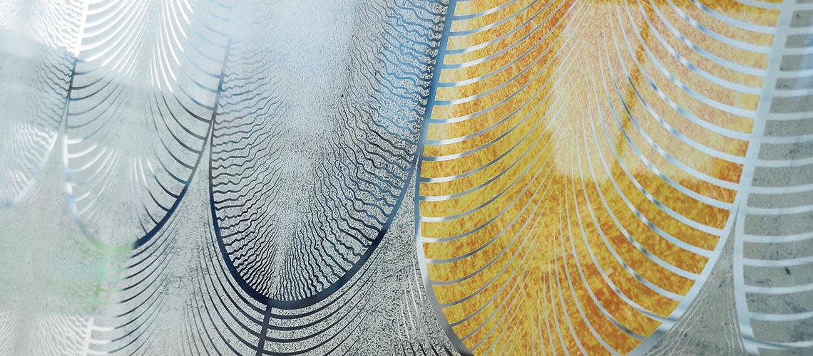 Vitrages décoratifs : Riou Glass insuffle design et modernité à la porte d'entrée