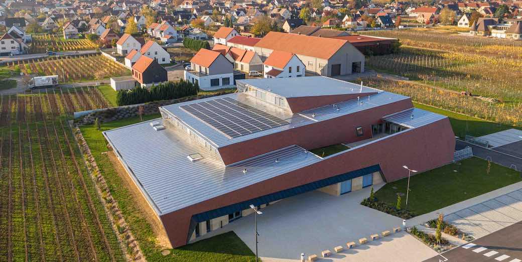 Le projet Bélénos renforce la diversification dans le solaire du groupe Cetih