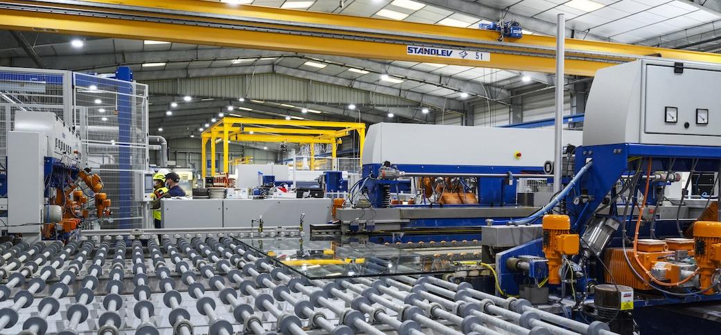 RIOU Glass investit 4 millions d'euros dans son usine historique de Boulleville